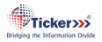 Ticker logo